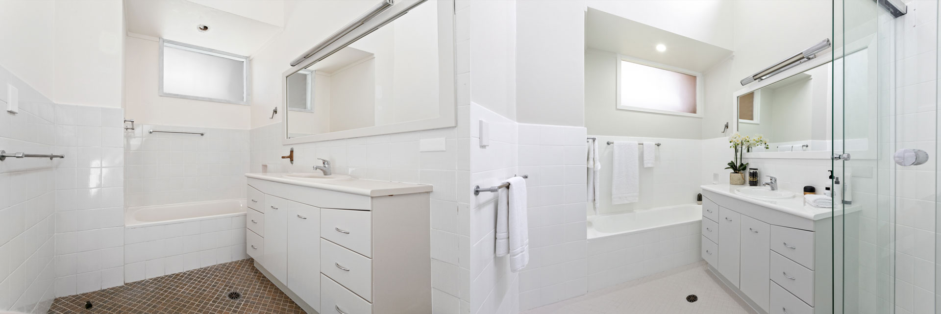 Professional spray painting kitchen cabinets sydney
